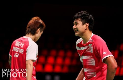 Lu Ching Yao. Foto: Badminton Photo