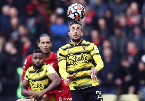 Sadio Mane dan Firmino Bawa Liverpool Unggul atas Watford di Babak Pertama
