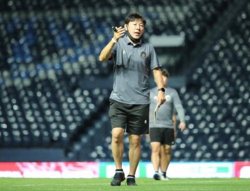 Gara-Gara Target Timnas Indonesia di Piala AFF 2020, Shin Tae-yong Disindir Media Malaysia