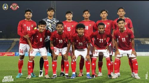 Timnas Indonesia U-23 vs Timnas Australia U-23, PSSI Pastikan Bendera Merah Putih Tetap Berkibar