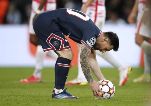 Kesulitan Bersinar, Thierry Henry Tahu Penyebab Utama Lionel Messi Melempem di PSG