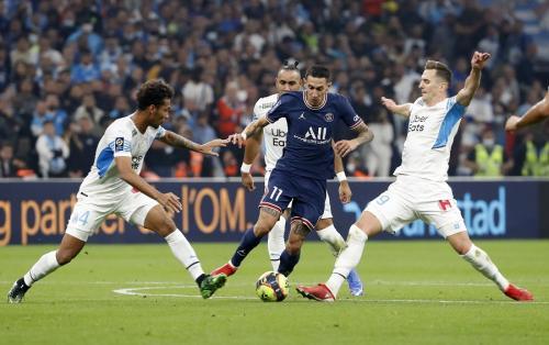 Le Classique Berakhir Tanpa Pemenang, Sejumlah Kontroversi Warnai Pertemuan Marseille vs PSG