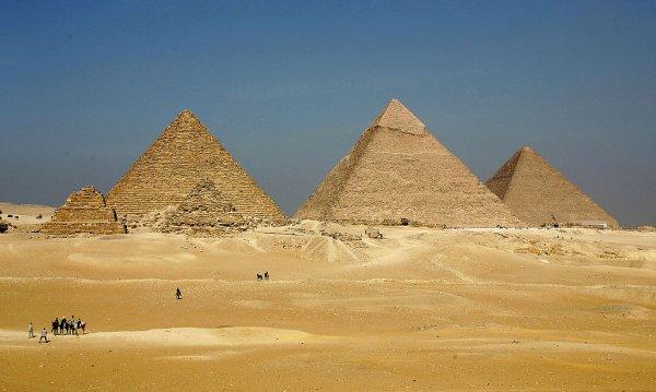 Arkeolog Klaim Temukan Harta Karun di Piramida Giza, Benarkah?